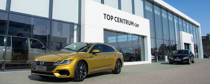 TOP CENTRUM car